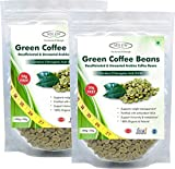 Sinew Nutrition Green Coffee Beans for Weight Management - 400 g + 100