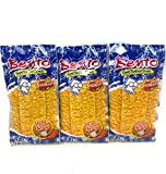 Bento Squid Seafood Snack Hot & Spicy 0.7oz, (3 Pack)
