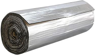 uxcell 236mil 16.36sqft Car Auto Truck Sound Deadener Heat Insulation Underlay Shield Mat 60