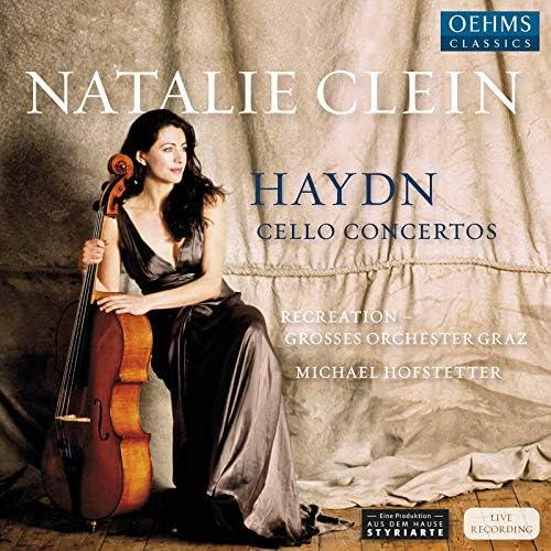 Natalie Clein, recreation - Großes Orchester Graz feat. Michael Hofstetter
