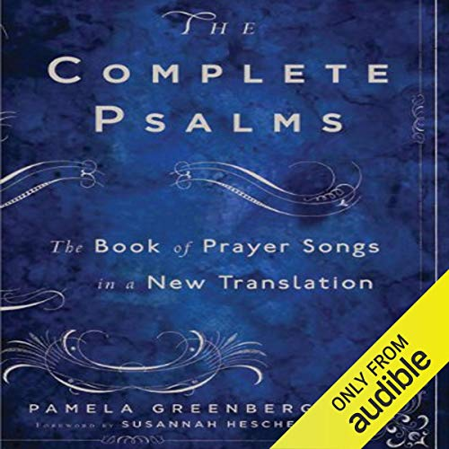 The Complete Psalms Titelbild