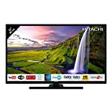 HITACHI 32HE2100 TELEVISOR 32'' LCD Direct LED HD Ready Smart TV 400Hz HDMI USB Grabador Y...