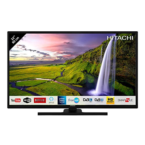 Smart Tv Hitachi 32  Marca Hitachi