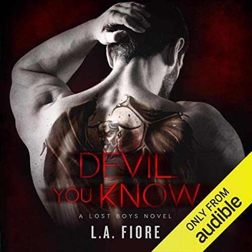 Devil You Know audiobook cover art