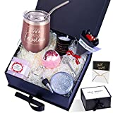 Birthday Gifts for Women Best Friends,Friendship Gifts BFF Gift Thank You Gifts Box Basket for Mom Female Friends Sister Girlfriend Teacher Wife Relaxing Spa Gift for Her Birthday Present