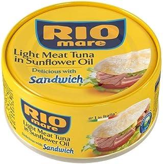 Rio Mare Tuna Sandwich SFO 160g x1(Pack of 1)