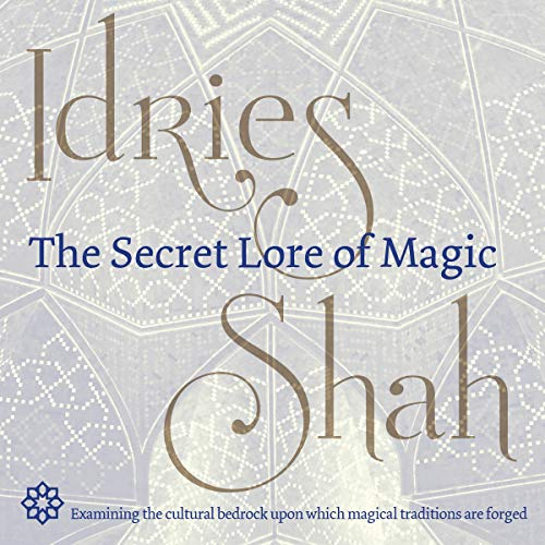 The Secret Lore of Magic audiobook cover art