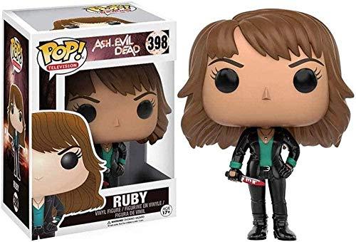 MEIQI Popolare Ash VS Evil Dead - Serie TV Pop Ruby Vinyl da Collezione