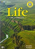 Life - First Edition: A2.2/B1.1: Pre-Intermediate - Student's Book and Workbook (Combo Split Edition B) + DVD-ROM: Unit 7-12 - Paul Dummett