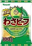 山芳製菓 ポテトチップス BIGわさビーフ 100g ×12袋