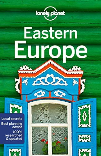 Lonely Planet Eastern Europe Multi Country Guide product image
