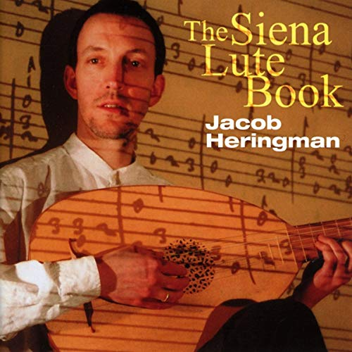 The Sienna Lute Book
