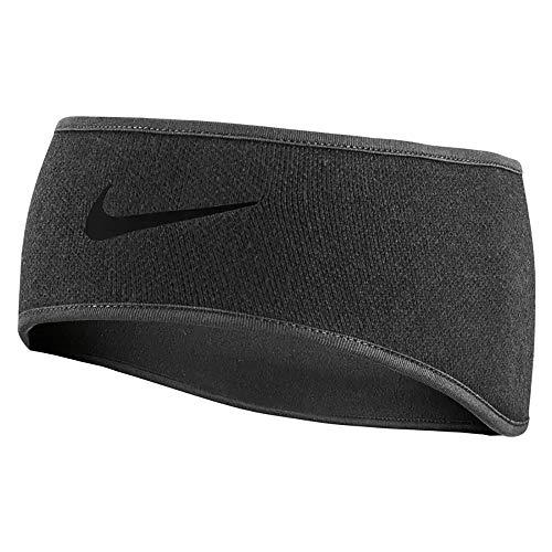 Nike Cinta para la cabeza ya Knit, unisex, para adultos, color negro, talla única