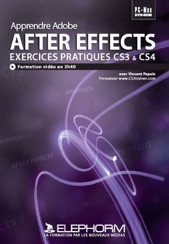 Apprendre Adobe After Effects (Vincent Papaix)