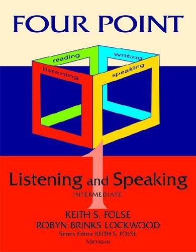 Four Point Listening and Speaking 1 (with Audio CD):...