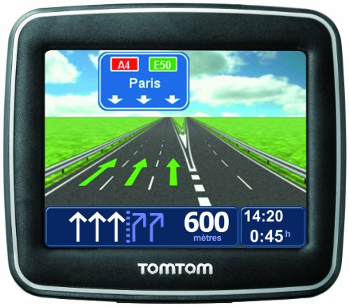 Tomtom Start 42 EU - Navegador GPS con mapas de Europa(3.5 pulgadas, Táctil)