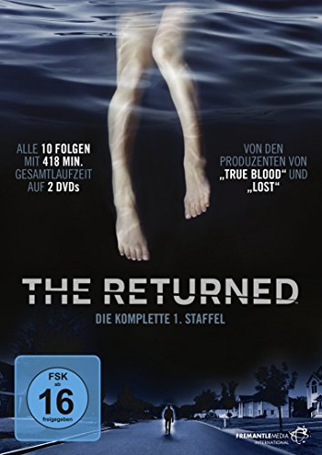 The Returned - Die komplette 1. Staffel [2 DVDs]