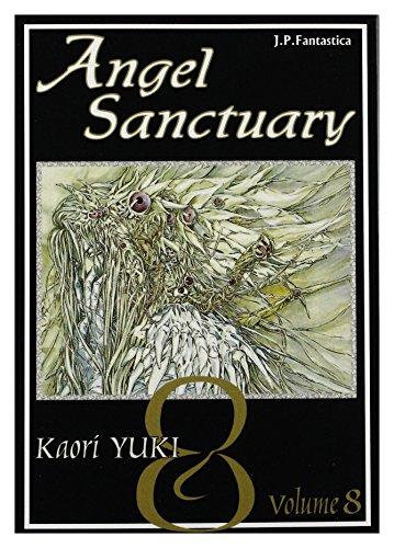 Angel Sanctuary (Tom 8) [KOMIKS]