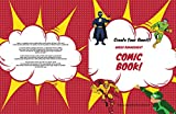 Create Your Own!!! Anger Management Comic Book!