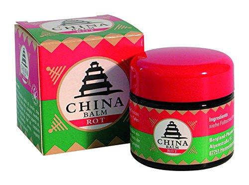 Bergland China Balm rot, 1er Pack (1 x 20 ml)