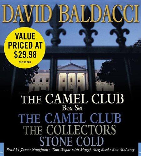 The Camel Club Audio Box Set (Camel Club Series)