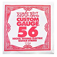 ERNIEBALL (アーニーボール) エレキギター バラ弦 .056 NICKEL WOUND ELECTRIC #1156