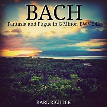 Bach: Fantasia and Fugue in G Minor, BWV 542