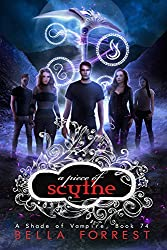 Cover of A Piece of Scythe