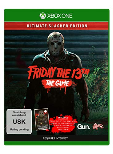 Friday the 13th XB-One GOTY Ultimate Slasher Edition