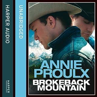 Brokeback Mountain cover art