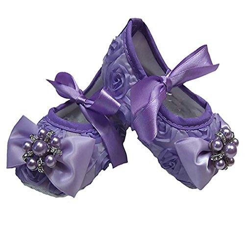 TrendyDress Süße 3D Baby Ballerina in violett Gr. 16,17,18,19 (18)