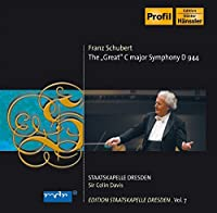 Symphony No 9 in C Major by SCHUBERT (2006-09-26)
