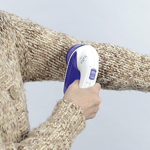 マクセルイズミ(IZUMI)毛玉取り器充電&交流式毛玉とるとるバイオレットKC-NW54-V