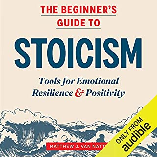 The Beginner's Guide to Stoicism cover art
