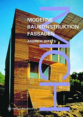 Moderne Baukonstruktion: Fassaden