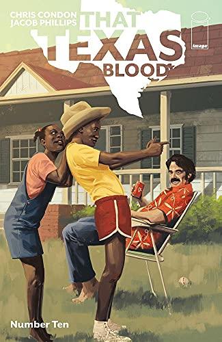 That Texas Blood #10 (English Edition)