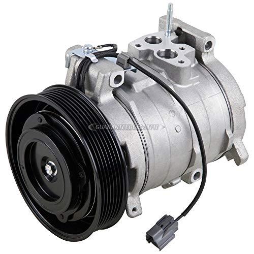 AC Compressor & A/C Clutch For Honda Accord 2.4L 4-Cyl 2003 2004 2005 2006 2007 - BuyAutoParts 60-01590NA NEW
