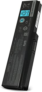 New C655 C675 PA3817U-1BRS Replacement Battery for Toshiba Satellite C675D L645 L645D L655 L655D L675 L675D L745 L755 L755D P745 P740 P740D P745D 48Wh