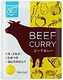 [Amazonブランド]Happy Belly ビーフカレー 甘口 180g×15個