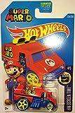 Hot Wheels, 2016 HW Screen Time, Super Mario Cool-One Die-Cast Vehicle #224/250