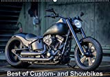 Best of Custom- and Showbikes Kalender (Wandkalender 2021 DIN A2 quer)