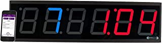 GymNext Flex Timer - Gym Edition - Controlled from Mobile App via Bluetooth