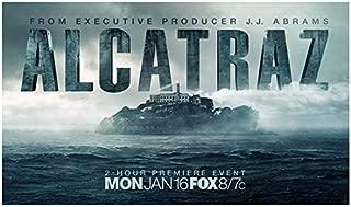 Alcatraz Island in Fog Series Premiere Splash Screen - 8x10 Photograph / Photo - Alcatraz (2012)