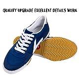 DOUBLESTAR MR Rubber Sole Light Parkour Stylish Shoes for US 11 Men/US 12 Women Children|Kung Fu|Martial Art|Tai Chi Jogging Training Sneaker
