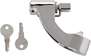 BVL Metal Draft Beer Faucet Lock for Perlick 630 Series & 650 Series Flow Control Faucets - Chrome