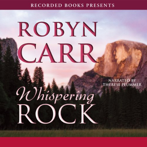 Whispering Rock audiobook cover art