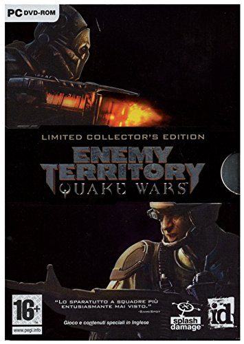 Activision Enemy Territory: Quake Wars - Collector's Edition, PC