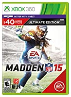 Madden NFL 15 Ultimate Edition