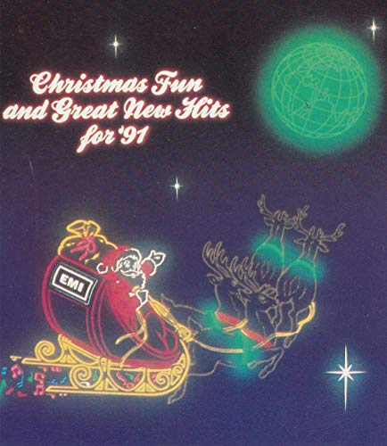 Christmas Fun and Great new Hits for ´91- MC Hammer, EMF, Vanilla Ice, King Tee, Pet Shop Boys, Paul McCartney u.v.a.