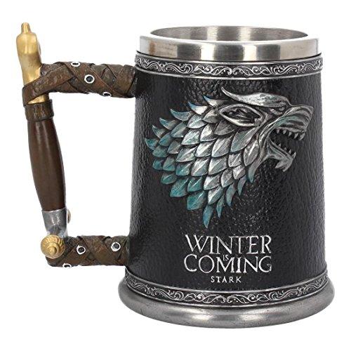Game Of Thrones Jarra de Cerveza 3D Winter is Coming/Stark